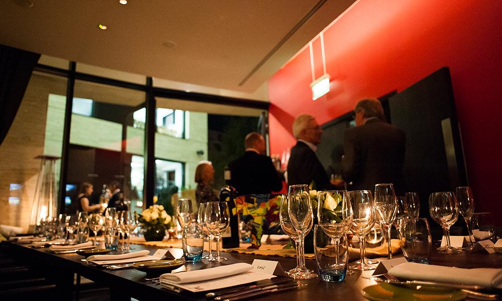 Marquee AV Rotunda – Private Dining Room